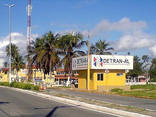 Simulado Detran Alagoas (Foto: Divulgação)