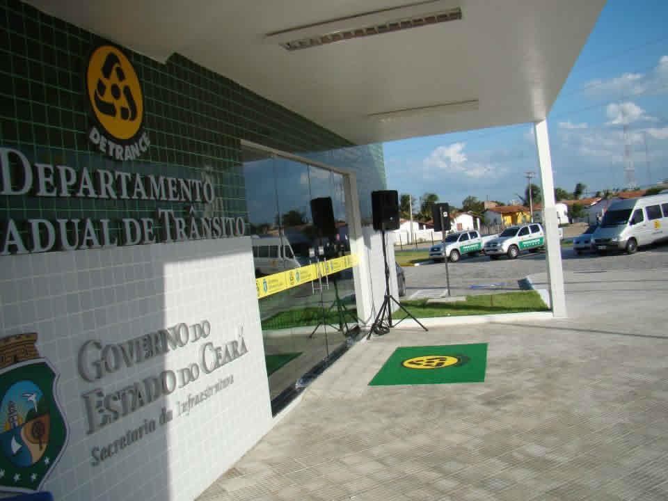 O simulado Detran Amazonas (Foto: Ilustração)