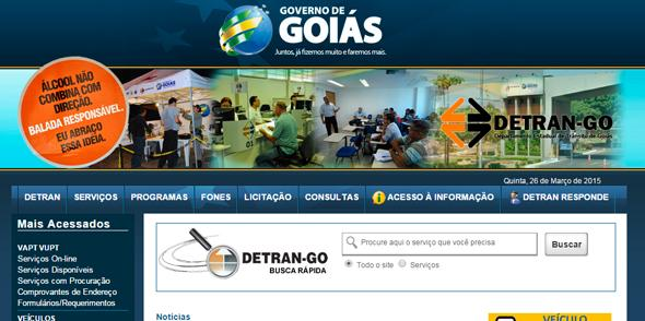 Simulado Detran Goiás (Foto: Divulgação)