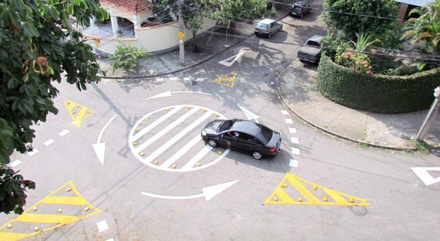 O teste do Detran inclui circulação (Foto: Divulgação)