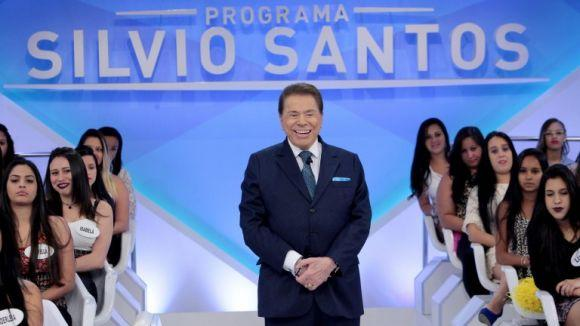 O novo game será exibido dentro do Programa Sílvio Santos (Foto: Divulgação SBT)
