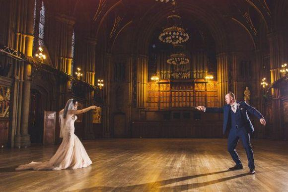 Casamento inspirado no filme Harry Potter foi a escolha deste casal americano (Foto Ilustrativa)