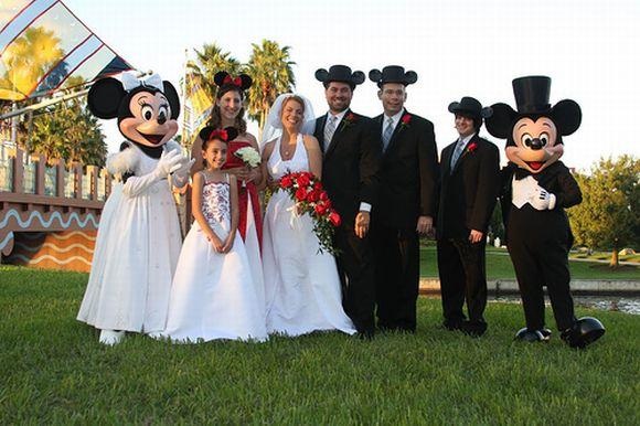 Este foi inspirado nos personagens da Disney (Foto Ilustrativa)