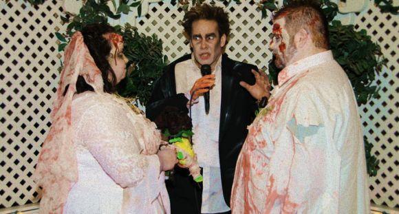 Casamento inspirado em filmes e séries de zumbis (Foto Ilustrativa)