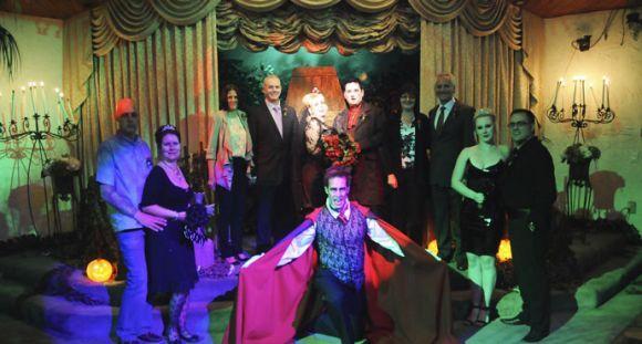 Casamento inspirado no filme Drácula (Foto Ilustrativa)