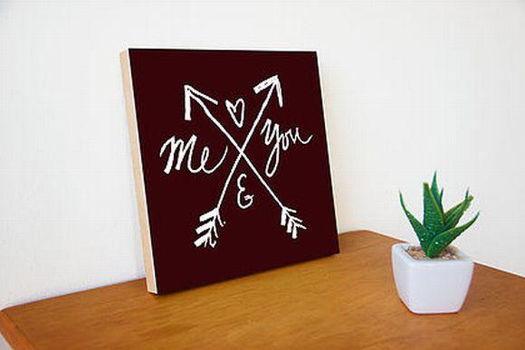 Os pôsteres românticos fazem um grande sucesso no Dia dos Namorados (Foto Divulgação DePoster)