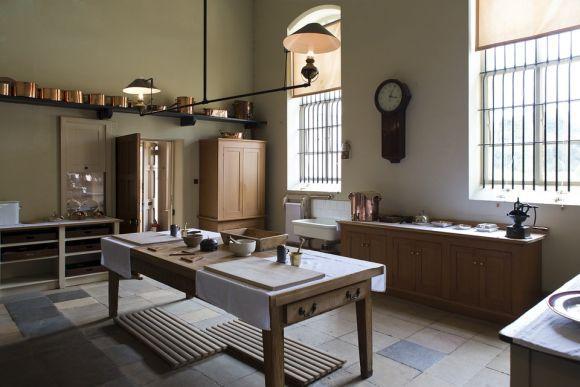 Cozinha Vitoriana (Foto Ilustrativa)