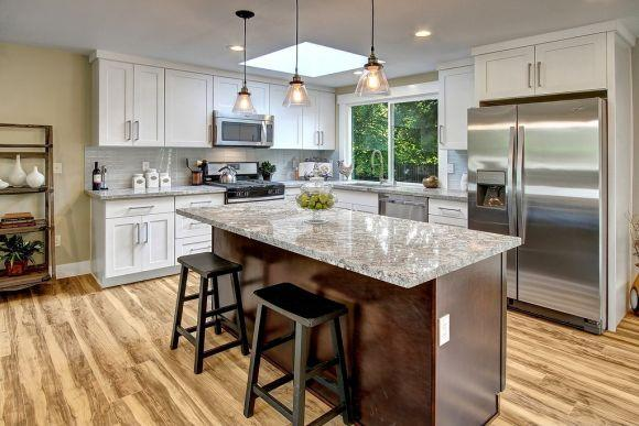 Cozinha moderna (Foto Ilustrativa)