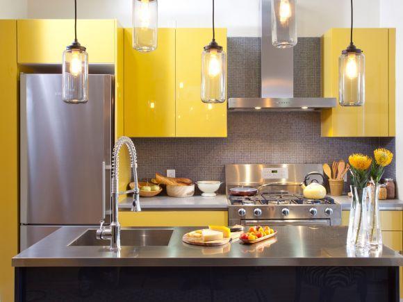 Os móveis devem combinar com a decoração da cozinha (Foto Ilustrativa)