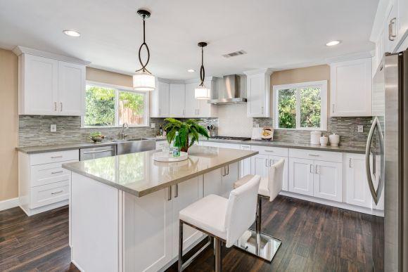 Os móveis funcionais são ótimos para qualquer cozinha (Foto Ilustrativa)