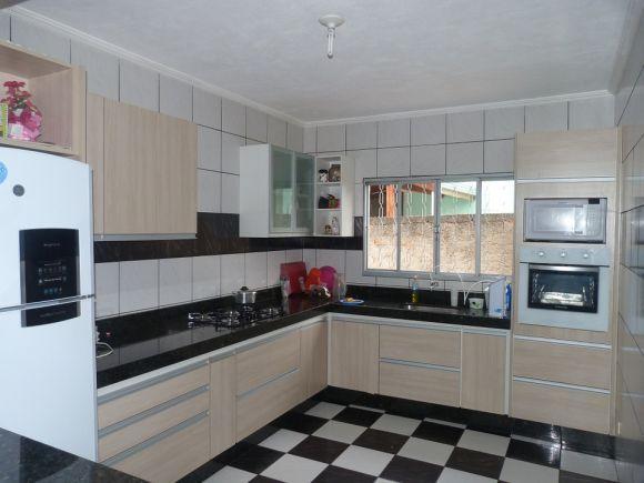 Como escolher móveis para sua cozinha (Foto Ilustrativa)