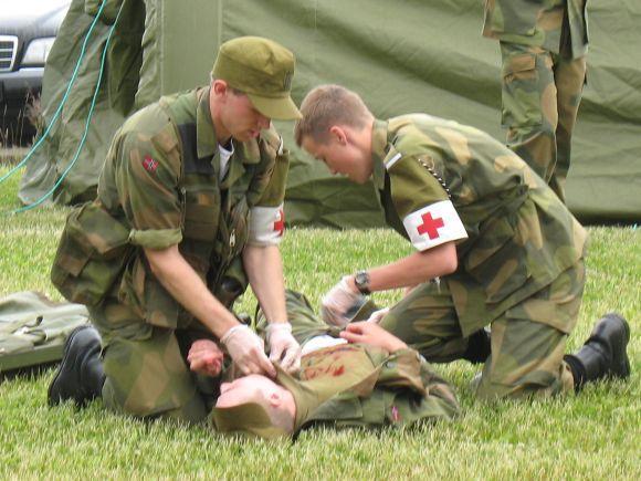 O certame também tem vagas para Técnico em Enfermagem do Exército (Foto Ilustrativa)
