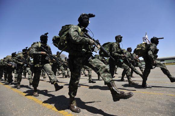 O Exército tem dois concursos abertos atualmente (Foto Ilustrativa)
