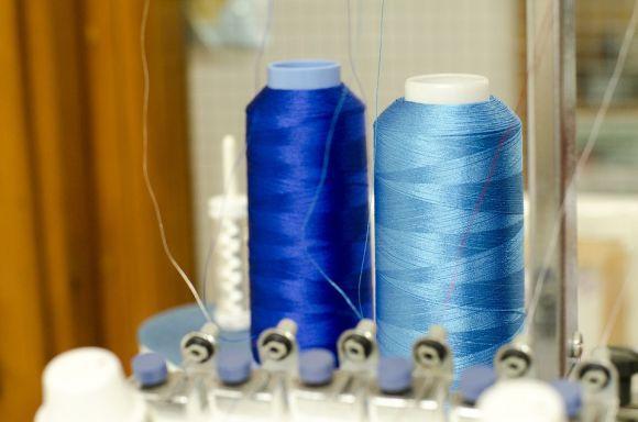 Os cursos na área têxtil estão entre os mais procurados na instituição (Foto Ilustrativa)