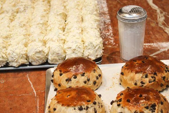 No outro curso, os participantes aprendem a preparar pães e produtos de confeitaria diet (Foto Ilustrativa)