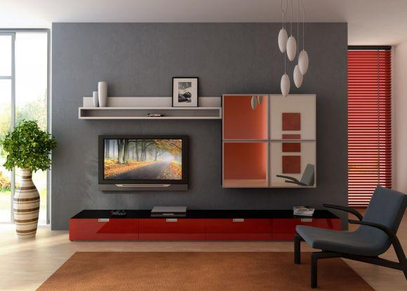 Mais um exemplo de sala minimalista (Foto Ilustrativa)
