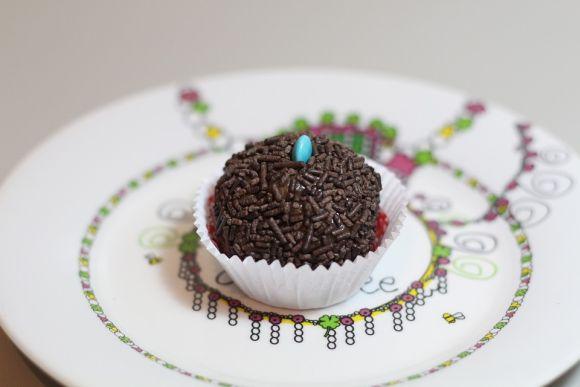 Brigadeiro com chocolate 70% cacau (Foto Ilustrativa)