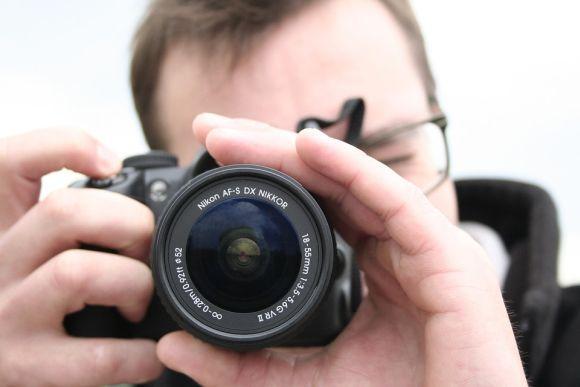 O curso de introdução à fotografia digital é um dos destaques (Foto Ilustrativa)