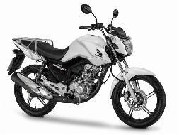 Honda lança motos CG 125 e 160 Cargo