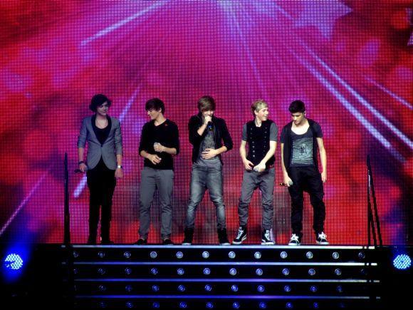 A banda One Direction foi revelada pelo X Factor (Foto Ilustrativa)