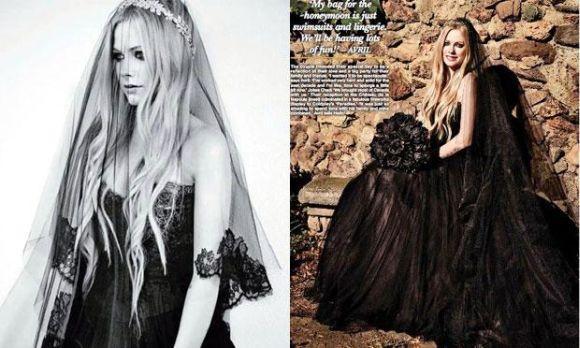 Avril Lavigne (Foto: Reprodução Internet)