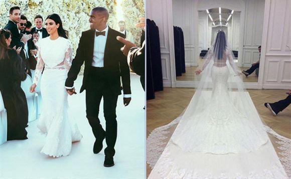 Melhores vestidos de noiva das famosas: fotos e vídeos (Foto: Reprodução Internet)