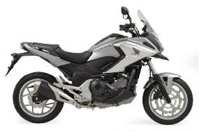 Nova Honda NC750X 2016