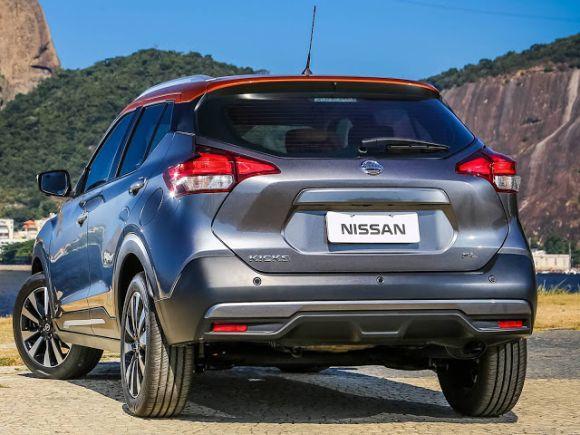O Kicks chega para movimentar o concorrido mercado de SUVs compactos (Foto: Divulgação Nissan)