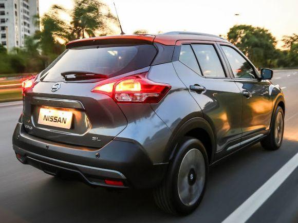 Mas até o final do ano será produzido na fábrica da Nissan em Resende-RJ (Foto: Divulgação Nissan)