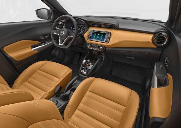 A versão top de linha do SUV da Nissan virá cheia de tecnologia (Foto: Divulgação Nissan)