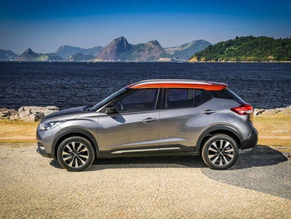 As vendas do Nissan Kicks iniciam em agosto (Foto: Divulgação Nissan)