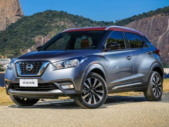 Novo Nissan SUV Kicks 2016 (Foto: Divulgação Nissan)