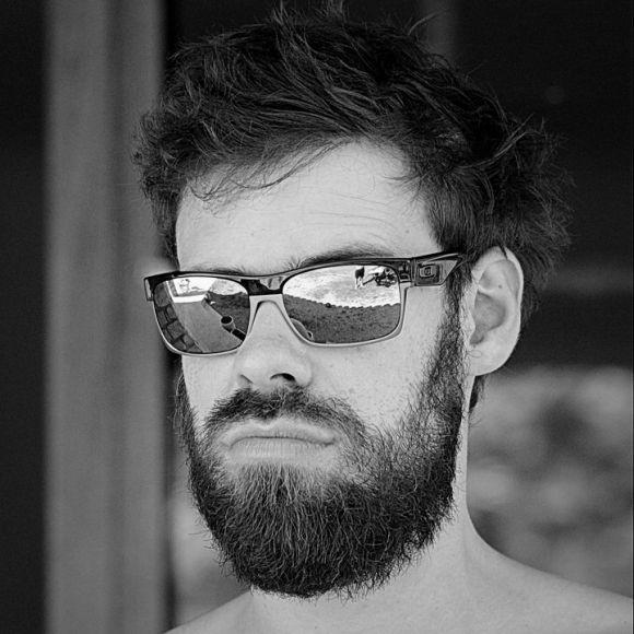 As barbas grandes e cheias de estilo estão na moda (Foto Ilustrativa)
