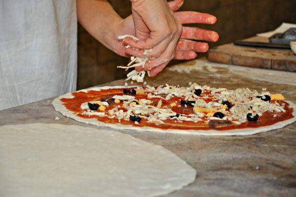 Curso de Pizzaiolo (Foto Ilustrativa)