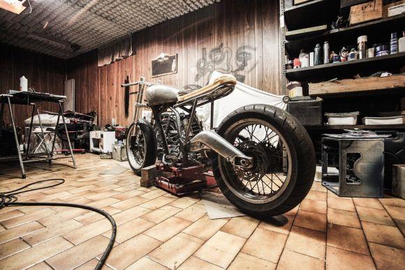 Uma das opções é o curso de Mecânica de Motos (Foto Ilustrativa)