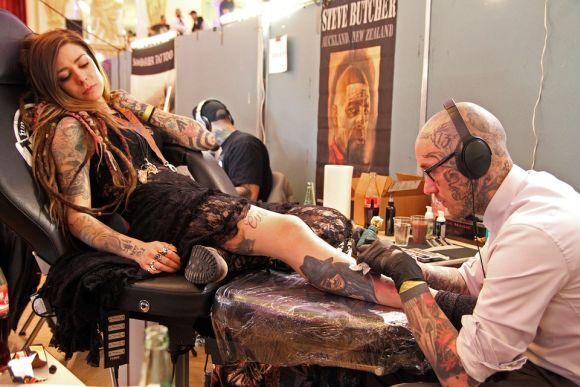 Tatuagens mais escolhidas pelas mulheres (Foto Ilustrativa)