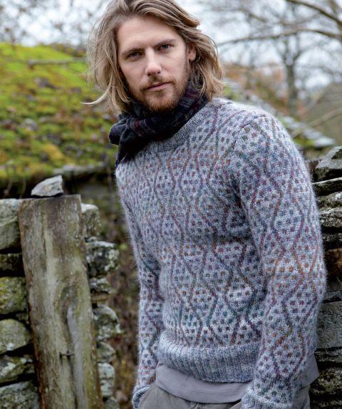 O suéter de tricô é uma opção interessante para os dias frios (Foto Ilustrativa)