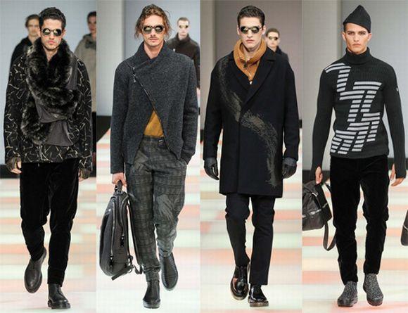 Tendências moda masculina outono/inverno 2016 (Foto Ilustrativa)