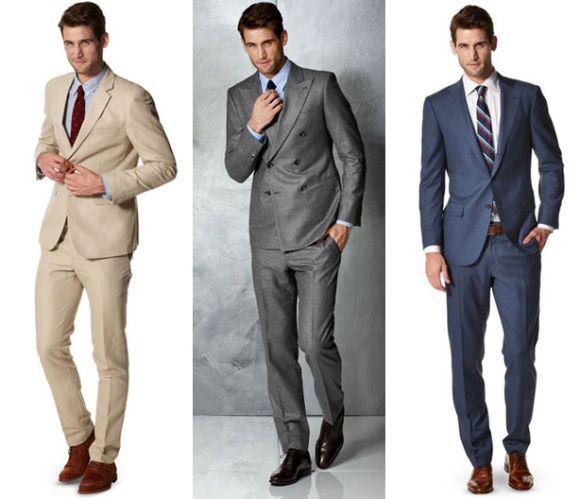 Os diversos modelos de ternos combinam com várias outras ocasiões (Foto Ilustrativa)