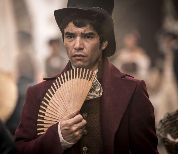O ator Caio Blat é uma das estrelas da novela (Foto: Divulgação GShow)
