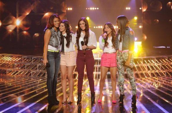 A banda Fifth Harmony foi revelado no X Factor (Foto Ilustrativa)