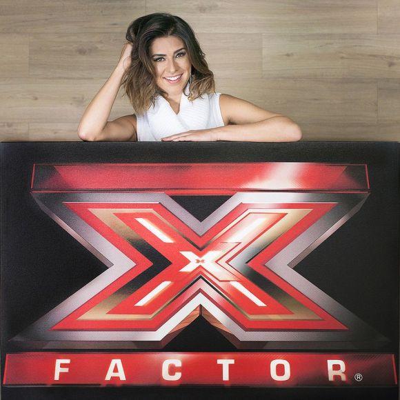 Fernanda Paes Leme é confirmada como apresentadora do X Factor Brasil (Foto: Divulgação Band)