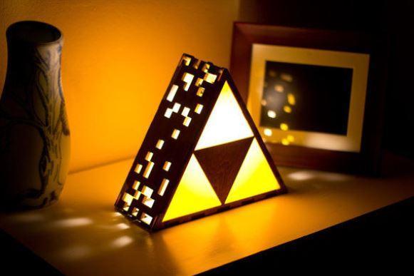 Luminárias também incrementam a decoração. (Foto: Reprodução/trendhunter)