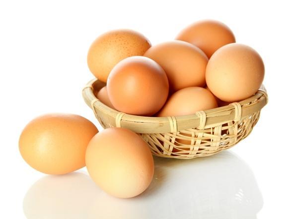 Comer ovo é uma forma de combater o envelhecimento precoce. (Foto Ilustrativa)
