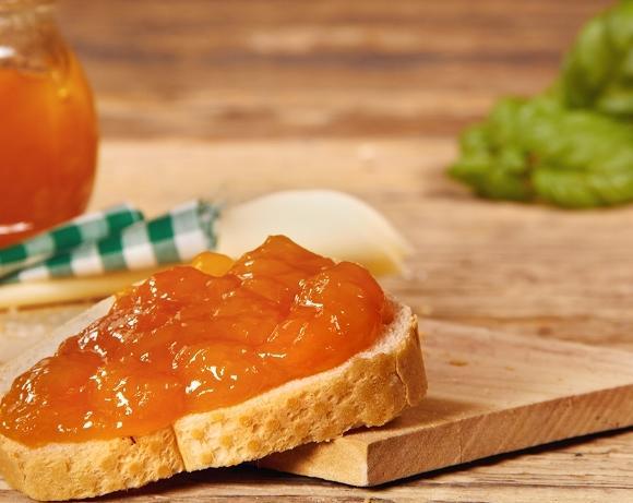 Geleia de laranja. (Foto Ilustrativa)