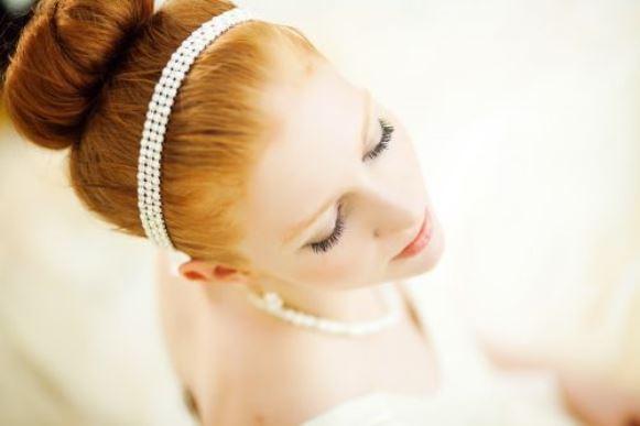 Aprenda tudo sobre penteados de noivas. (Foto Ilustrativa)