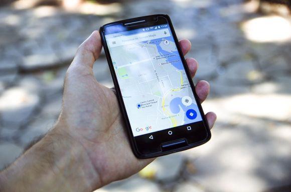 O sistema de localização do celular não precisa ficar ativado o tempo inteiro (Foto Ilustrativa)