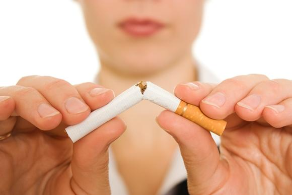 Abandone o cigarro definitivamente. (Foto Ilustrativa)