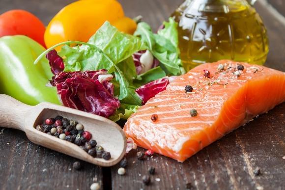 A dieta mediterrânea é uma boa opção. (Foto Ilustrativa)