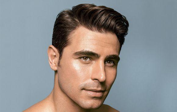 Os penteados clássicos, como o de brilho molhado, são outra boa pedida (Foto Ilustrativa)